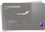 finnair plus silver